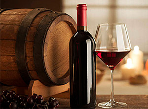 How many glasses of wine are there in a bottle?