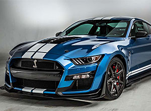 New Mustang: Most Powerful in History