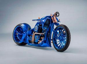 A moto mais cara da história