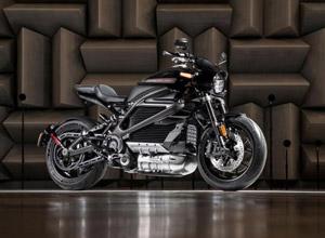 Harley elétrica será lançada em 2019