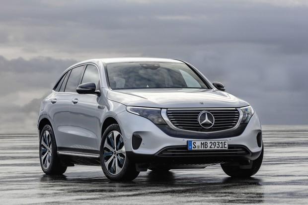 Conheça o SUV elétrico da Mercedes-Benz