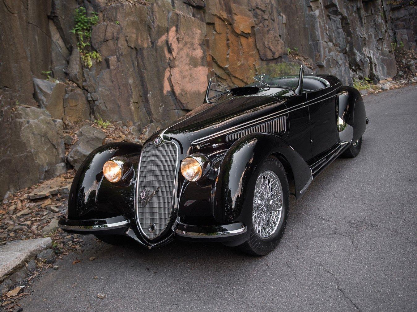 Alfa Romeo 8C 2900B Aranha Lungo 1939