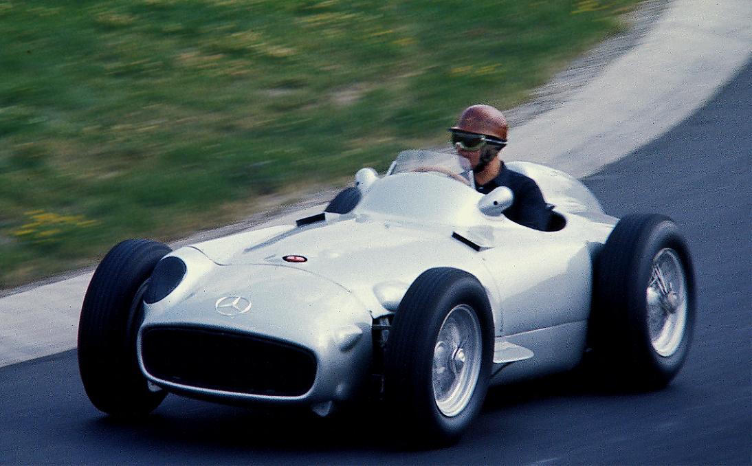 Mercedes-Benz W196R Formula 1 1954