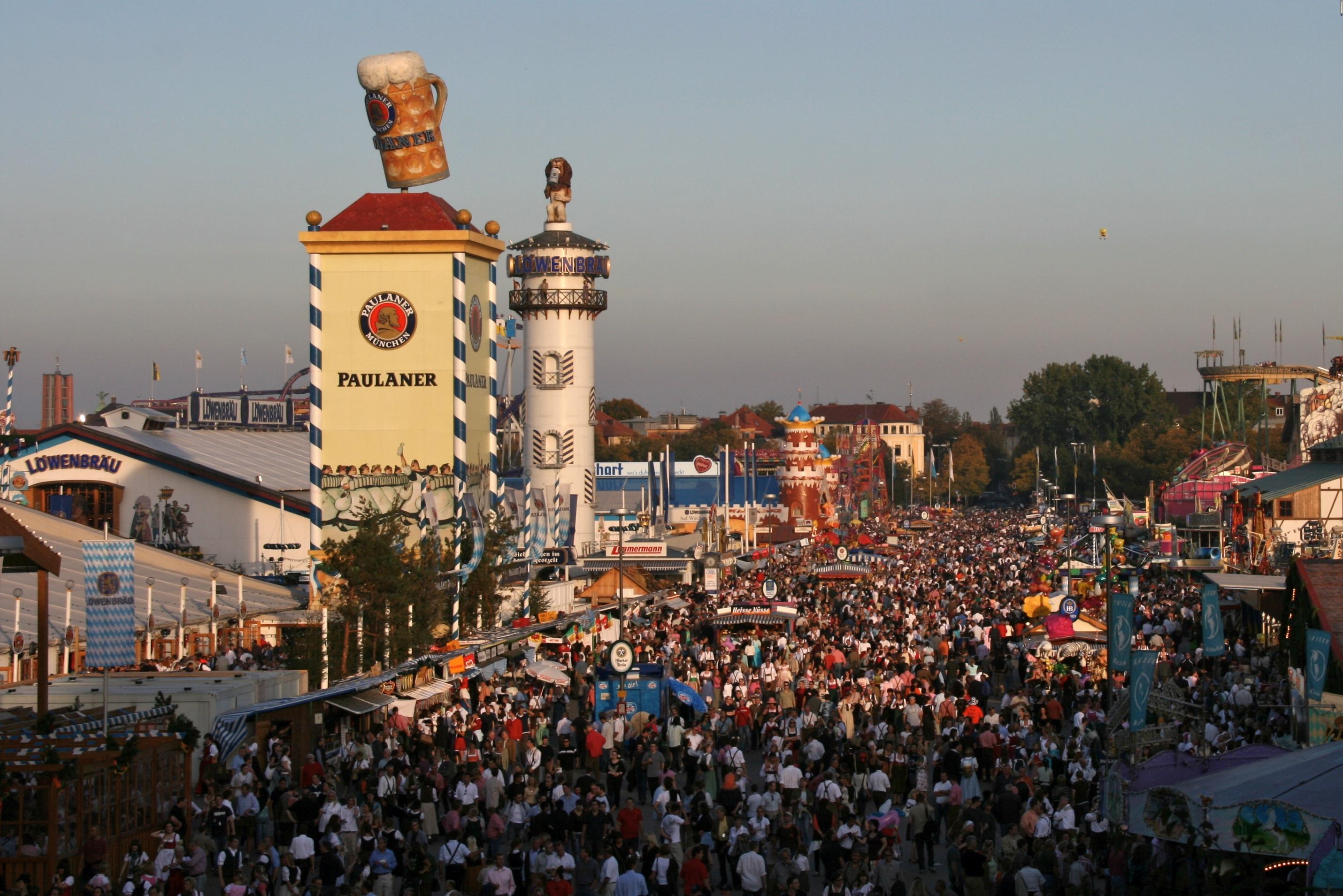 Alemanha - Oktoberfest