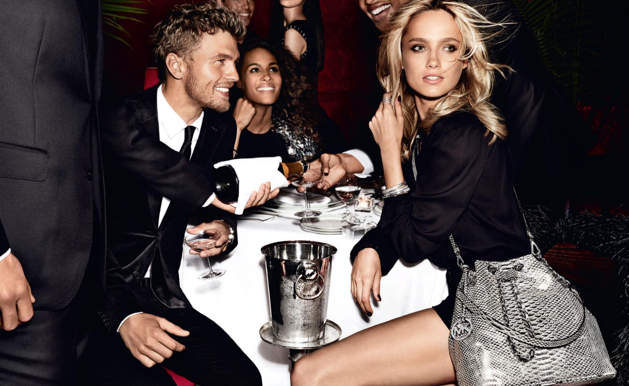 Campanha Perfume Michael Koors