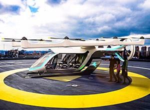 O Futuro do transporte de aéreo