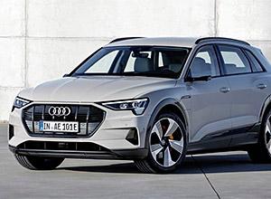 Conheça o Audi E-Tron elétrico