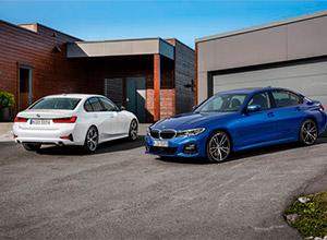Novo BMW Série 3 chega em 2019