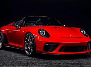 Conheça o Porshe 911 Speedster