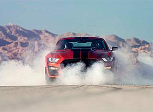 Ford lança novo Mustang Shelby GT500