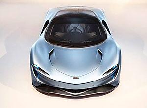 McLaren Speedtail: Um Hiper-carro