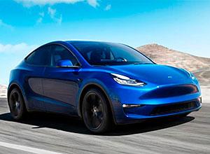 Model Y: O primeiro SUV elétrico da Tesla