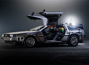 5 carros mais famosos do cinema