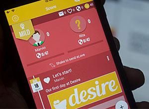 Desire: o App para apimentar a relação