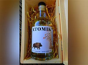 Atomik: a Vodka radioativa de Chernobyl