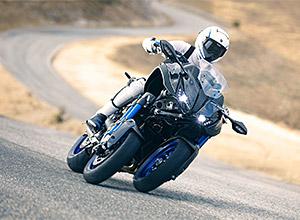 Yamaha Niken: a moto de três rodas