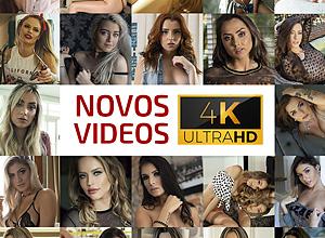Novos vídeos disponíveis em 4K