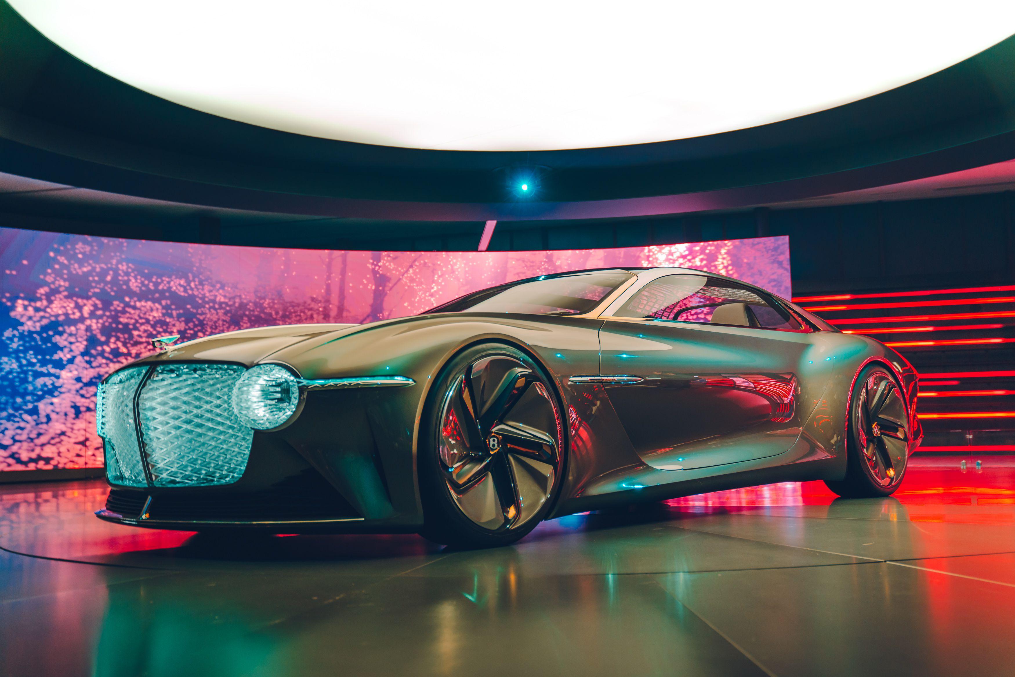 Bentley 100 GT
