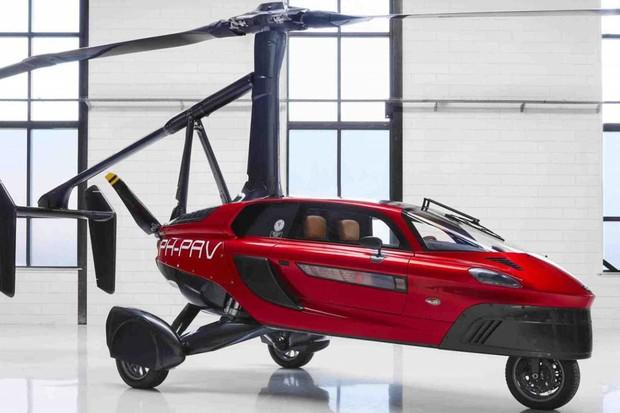 Pal-V Liberty O primeiro carro voador