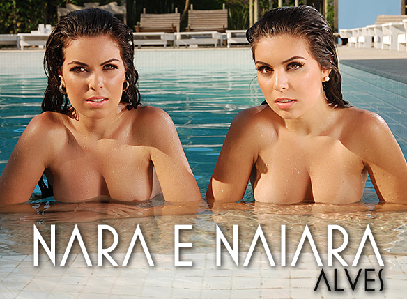Nara e Naiara Alves