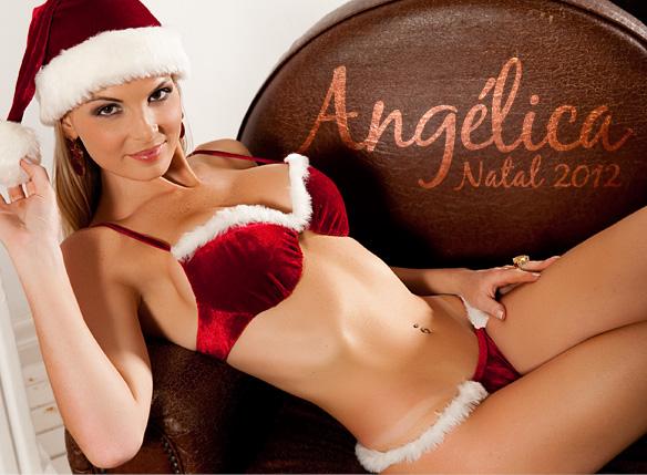 Natal 2012 Angélica Woicichoski