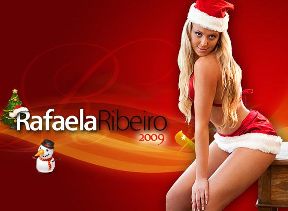 Natal 2009 Rafaela Ribeiro